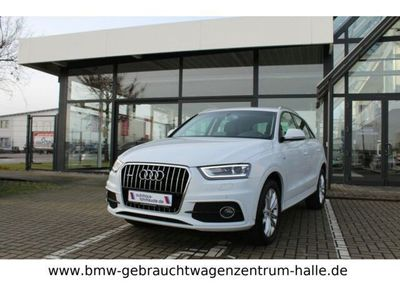 gebraucht Audi Q3 2.0 TFSI quattro S-Line Navi*AHK*Tempomat