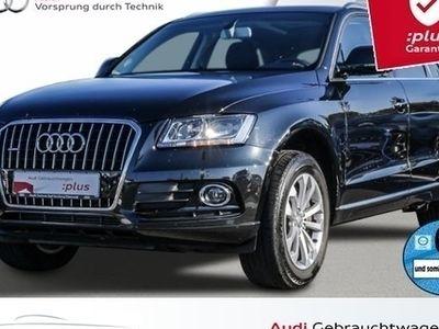 gebraucht Audi Q5 3,0 TDI quattro clean diesel Panoramadach Navi S-