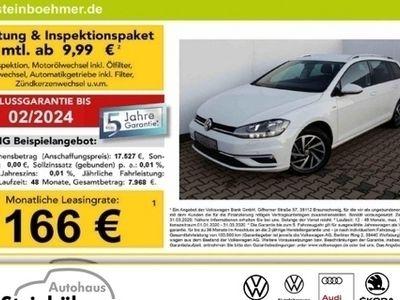 gebraucht VW Golf Variant JOIN Navi Licht+Sicht Bluetooth