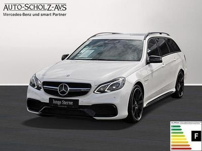 gebraucht Mercedes E63 AMG 4MATIC T-Modell Harman Avantgarde