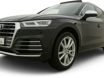 gebraucht Audi SQ5 SQ53.0 TFSI*260 kW*Matrix*Navi+*Pano*Privacy*Ke