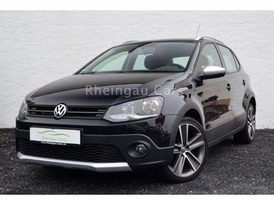 gebraucht VW Polo Cross Polo V AUTOMATIK 1HAND KLIMA PDC