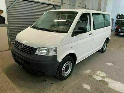 gebraucht VW Caravelle T5 Transporter9 Sitze nur Bank fehlt