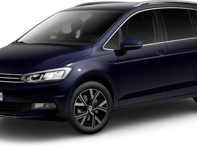 gebraucht VW Touran TouranHighline 2.0 TDI *LED*Navi*ACC*Parkassist