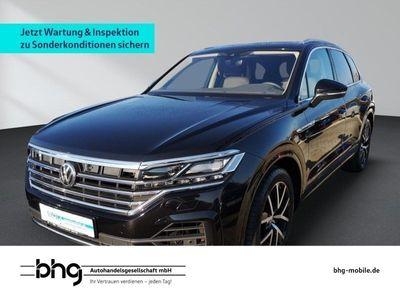gebraucht VW Touareg 3.0 TDI V6 4Motion R-Line AHK IQ-Light
