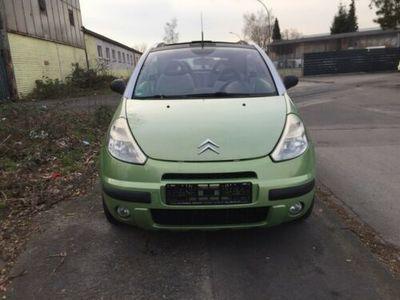 używany Citroën C3 Pluriel Klima/Cabrio