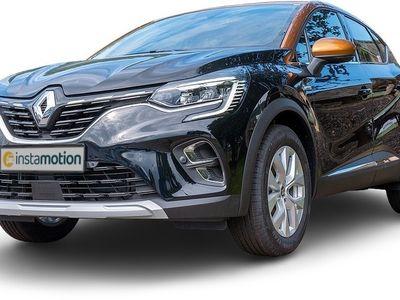 gebraucht Renault Captur CapturIntens TCe 140 GPF KAMERA NAVI LED ACC