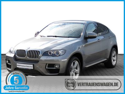 gebraucht BMW X6 xDrive 40dA Sportpaket AKTIVLENKUNG AHK STAND