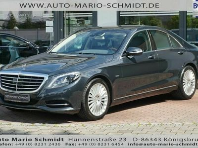 gebraucht Mercedes S350 d Edition1 Panorama*Distr*Keyl.*Burmester*