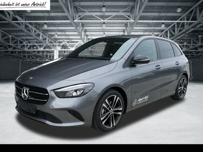 gebraucht Mercedes B200 Progressive-Night-Navi-LED-EASYPack-Kamera
