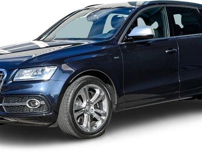 gebraucht Audi SQ5 SQ53.0 TDI competition quattro Bluetooth Navi