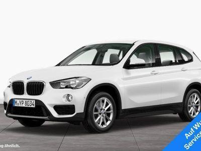 gebraucht BMW X1 sDrive18i Advantage Tempomat Parkassistent