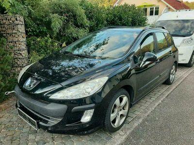 gebraucht Peugeot 308 sw Steuergerät defekt