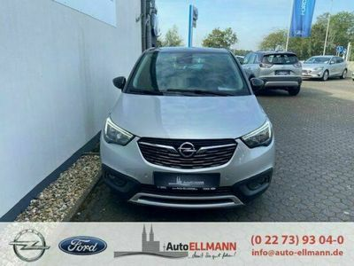 gebraucht Opel Crossland X Innovation NAVI+Kamera Park & Go