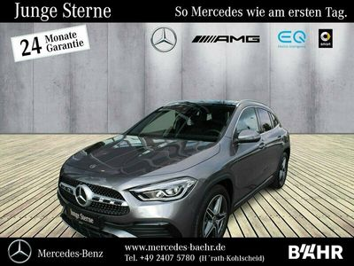 gebraucht Mercedes GLA250 4MATIC AMG Line/Navi/Pano.-Dach/Styling