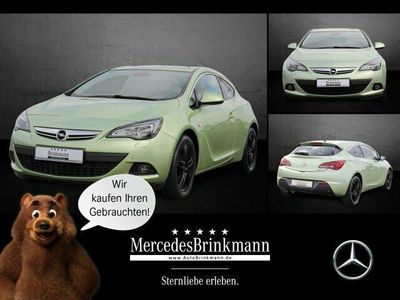 gebraucht Opel Astra GTC Astra J1.6 T Innovation Navi/SHZ/Klima/HiFi/eFH.