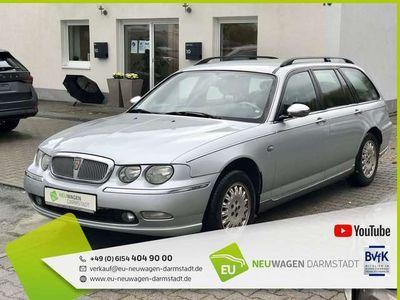 gebraucht Rover 75 2.0+SITZH+KLIMAAUTO+LEDER+RADIO+SITZH+8-FACH