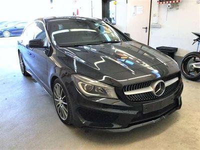 gebraucht Mercedes 250 CLA Shooting Brake 7G-DCT AMG Line