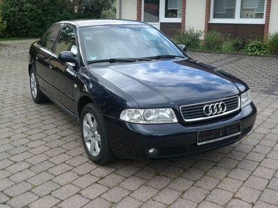 gebraucht Audi A4 Lim. 1.8 LPG Gasanlage