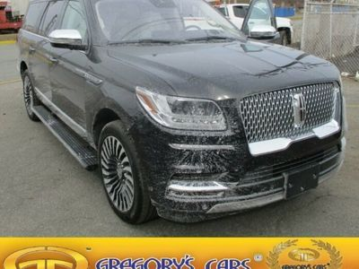 gebraucht Lincoln Navigator L BLACK LABEL 2020!!! V6 7s