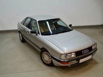 gebraucht Audi 90 Limo Typ 89 Leder TÜV & H-Kennzeichen neu