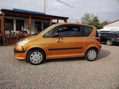 gebraucht Peugeot 1007 Premium
