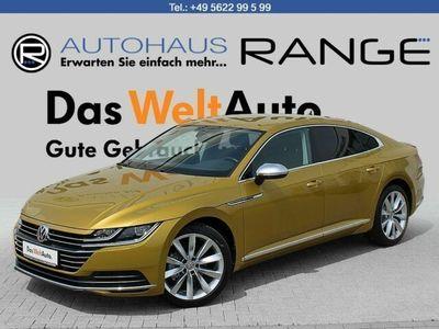 gebraucht VW Arteon Elegance 2.0 TDI BMT DSG