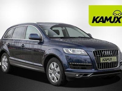gebraucht Audi Q7 3.0TDI quattro Aut. EU6+Xenon+Leder+4xSHZ+Nav