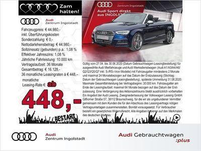 gebraucht Audi S3 Cabriolet MATRIX 19 ACC B&O virtual DAB