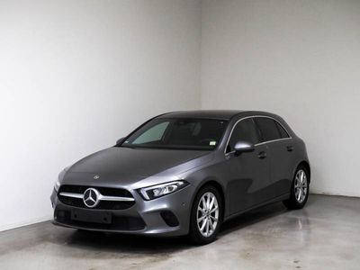 gebraucht Mercedes A180 d NaviPremium+MBUX+Kamera+LED+SpurhalteA.