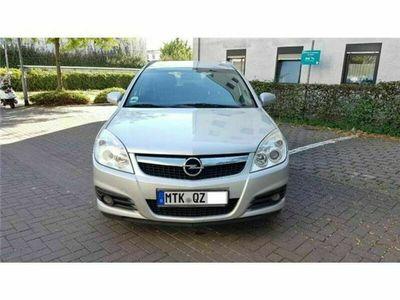 gebraucht Opel Vectra 1.9 CDTI Caravan~Teilleder~Klimaautomatik