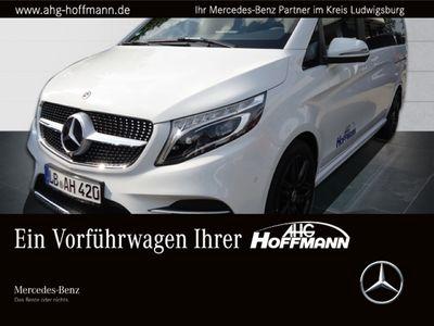gebraucht Mercedes V250 d ED L AMG+Distronic+Comand+Kamera+Burmest