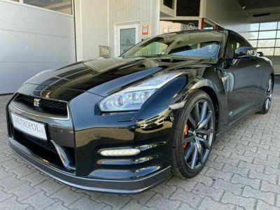 gebraucht Nissan GT-R 3.8l Black Edition*Kamera*20Zoll*MY2016*