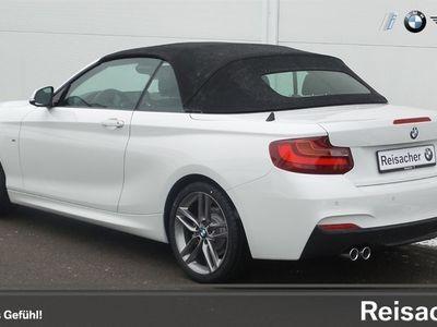 gebraucht BMW 220 d A Cabrio
