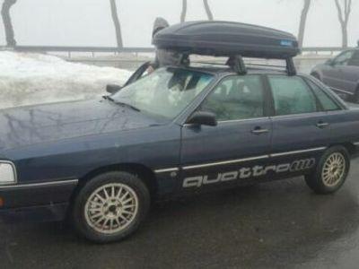 gebraucht Audi 200 quattro turbo