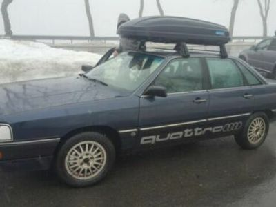 käytetty Audi 200 quattro turbo