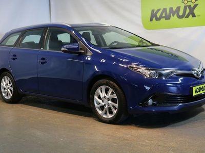 gebraucht Toyota Auris 1.6 D-4D Edition-S +Klimaaut. +Navi +EURO 6 +Alufelgen