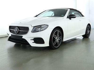 gebraucht Mercedes 450 E4MATIC Cabriolet AMG+Comand+Fahrassist.