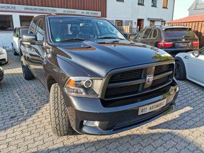 gebraucht Dodge Ram SPORT 4x4, QUAD CAB, LPG, ABSOLUT VOLL
