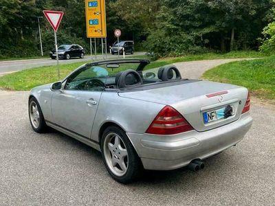 gebraucht Mercedes 170 Verkaufe SlkCabrio