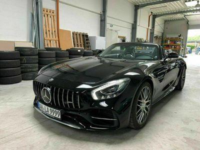 gebraucht Mercedes AMG GT C Roadster *Performance Sitze*