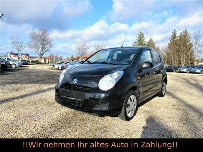 gebraucht Suzuki Alto 1.0 Club Euro 5, Klimaanlage, TÜV: 03/2020