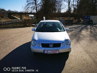 second-hand VW Polo 1.2 TÜV BİS 11/2019