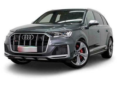 gebraucht Audi SQ7 TDI Q 7-SITZE PANO LM22 S-SITZE AHK STANDHZG