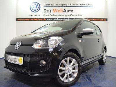 gebraucht VW up! club 1.0l, Navi, Climatic, NSW, SHZ, LM-Felgen, MP3, Winterrder
