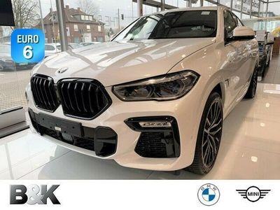 gebraucht BMW X6 xDrive40i M Sport Laser SkyLounge 22 Zoll HUD