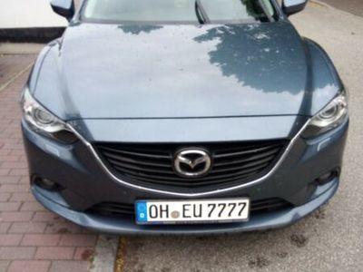used Mazda 6 2.2 SKYACTIV-D Sports-Line