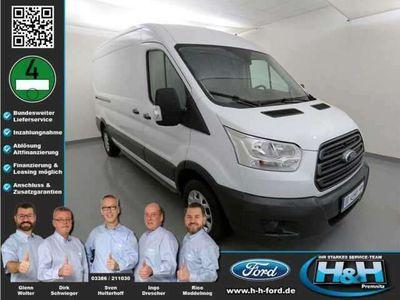 gebraucht Ford Transit 2.0 TDCi 350 L3H2 Trend (AHK+Kamera+PPS)