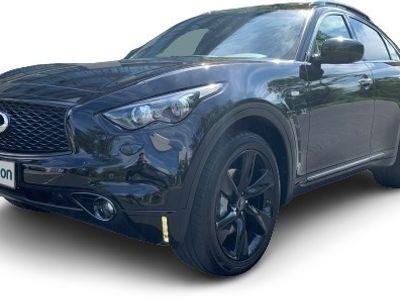 gebraucht Infiniti QX70 QX703.7 V6 AWD S Design in Vollausstattung