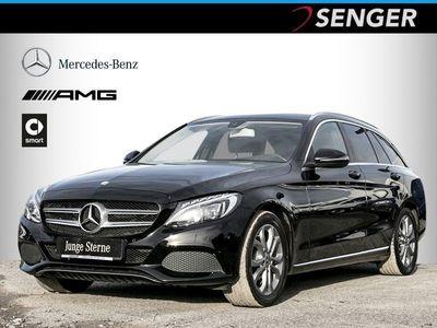 gebraucht Mercedes C200 d T *Avantgarde*Parktronic*Navi*LED*Klima* Fahrzeuge kaufen und verkaufen